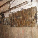 subfloor water damage restoration