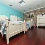 Brazilian Cherry Rouge Flooring in Bedroom