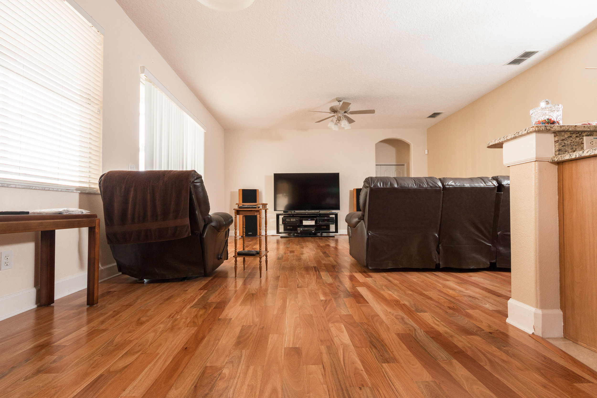 Amendoim wood flooring pros and cons floor matttroy for Cherry flooring pros and cons