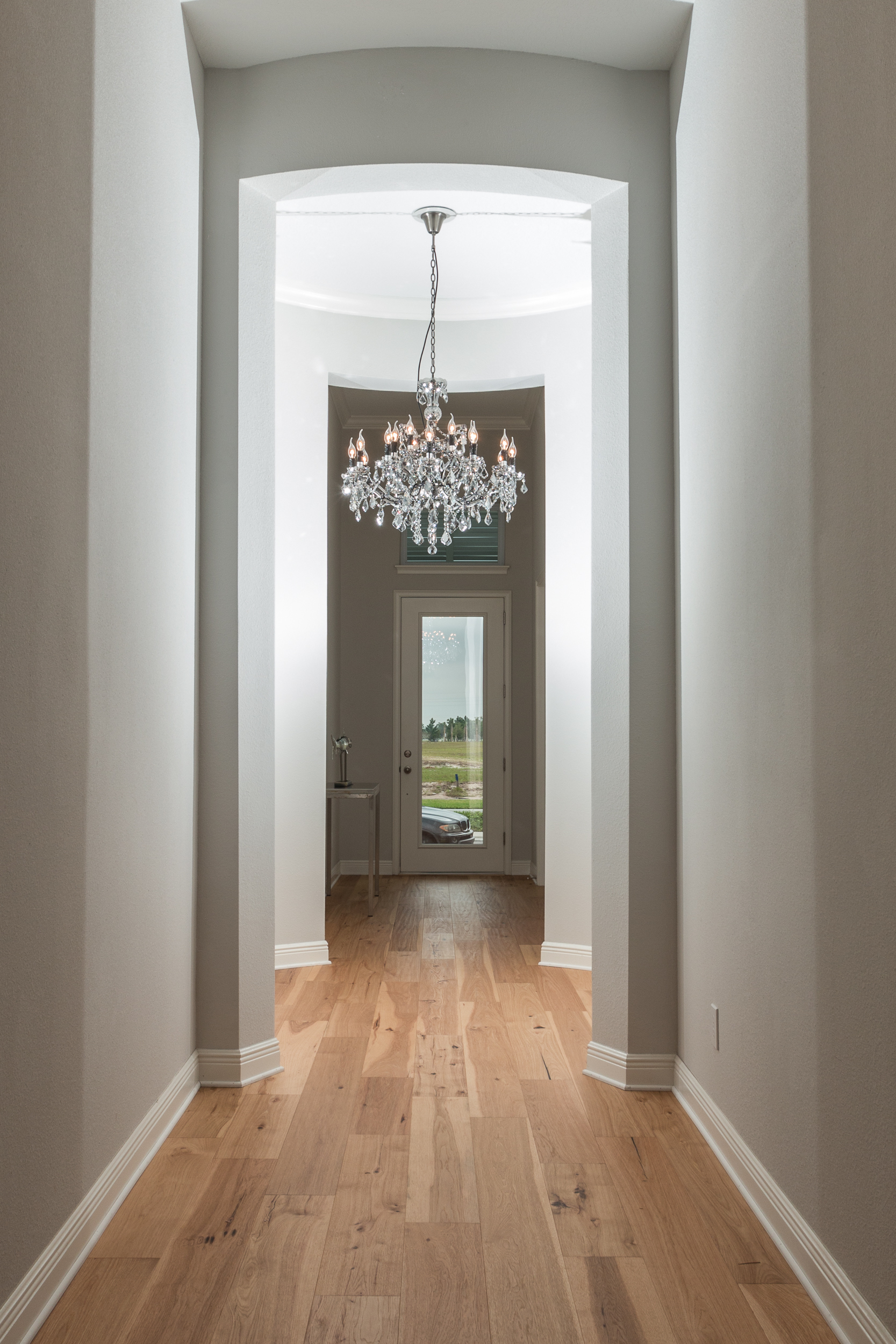 Wire Brushed Natural Hickory Ability Wood Flooring