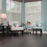 Mellow Oak Wood Flooring with wood chairs