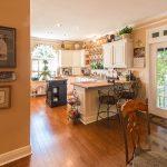 Mirage Sierra Oak Wood Flooring in Kitchen