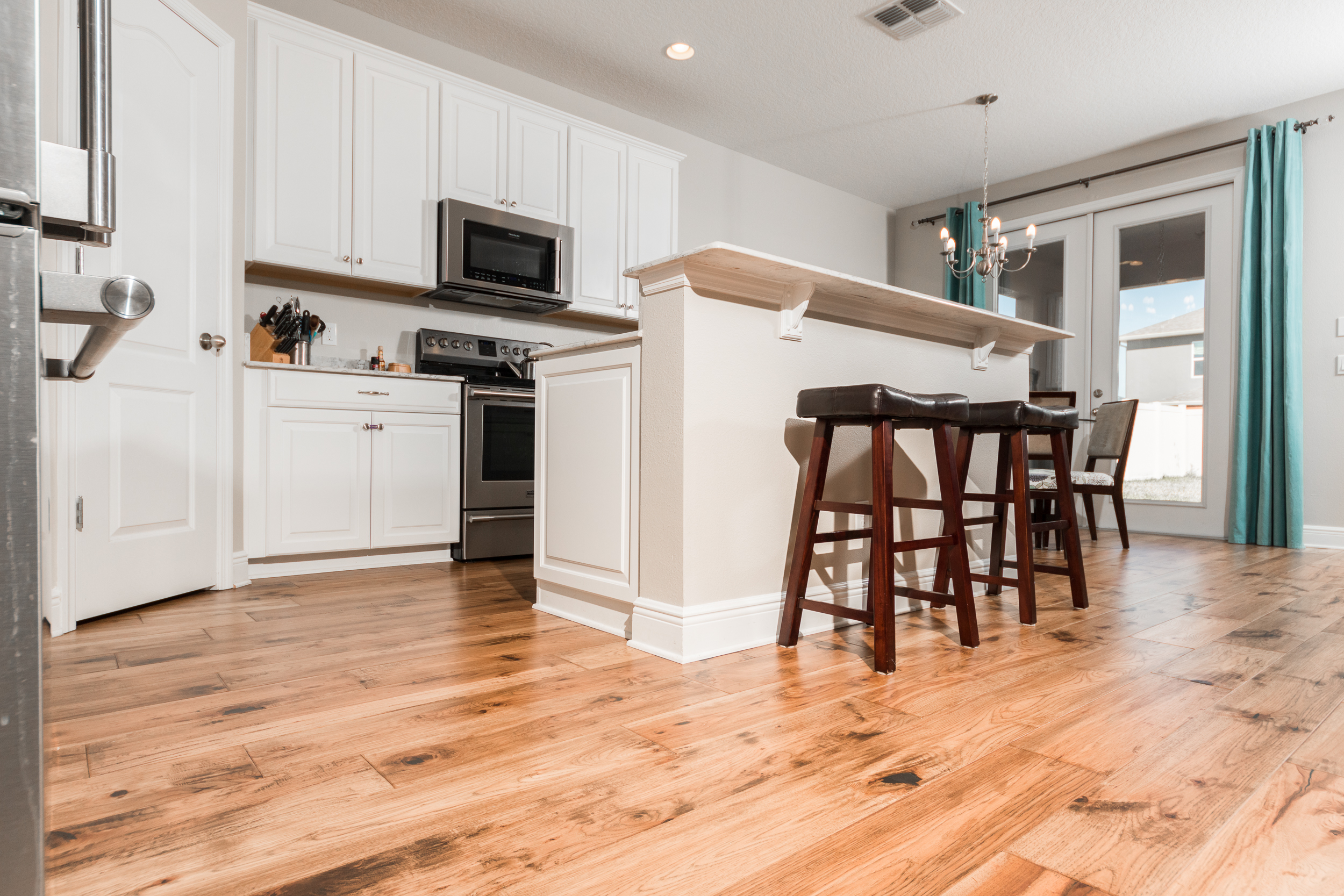 Champagne Hickory Flooring Ability Wood Flooring