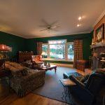 Gunstock Solid Oak flooring living room