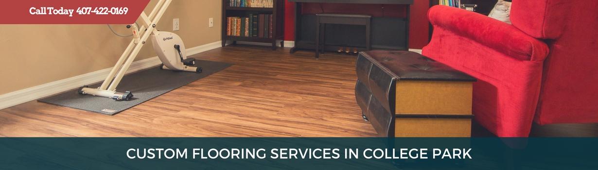 Top Custom Flooring Winter Park