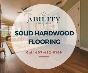 Hardwood Floors in Orlando