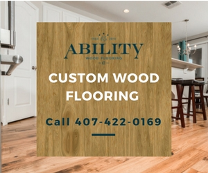 Custom Kitchen Floors Lake Nona Florida