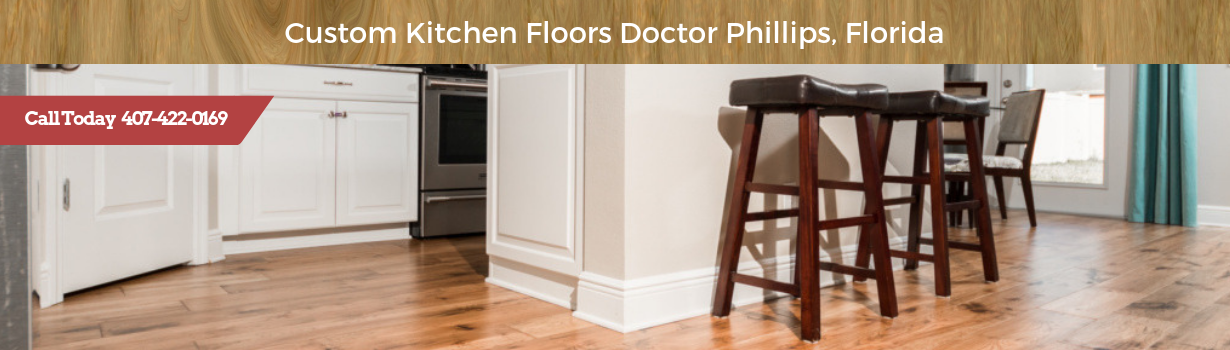 Custom Kitchen Floors Doctor Phillips, Florida