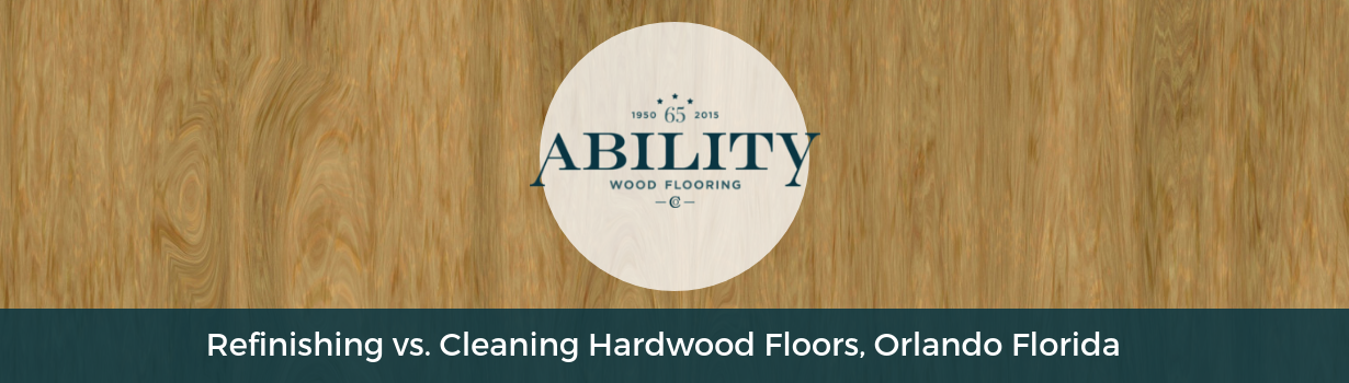 Restore Wood Floors Doctor Phillips, Florida
