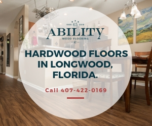 Sand and Finish Hardwood Floors