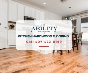 Custom Kitchen Floors Longwood, Florida