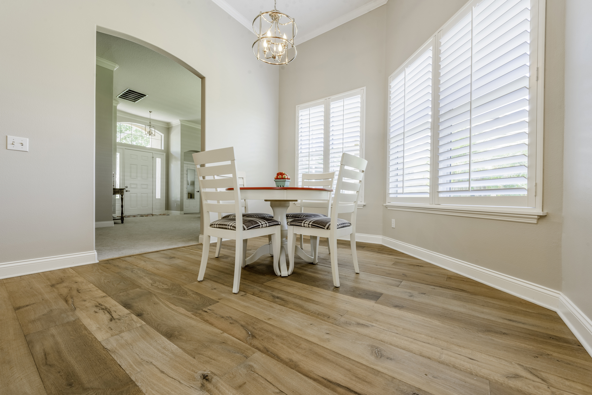 Hickory Hardwood Floors