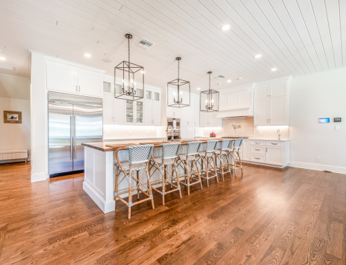 """5"""" Solid White Oak – Custom Stained"""